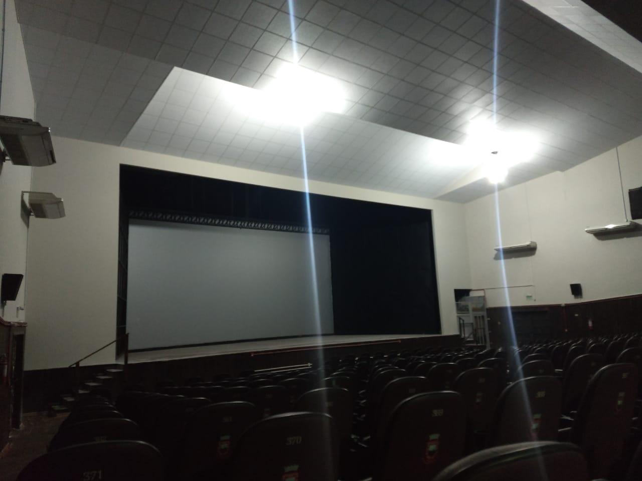 Obras de melhorias do Centro Cívico Cultural estão em fase final