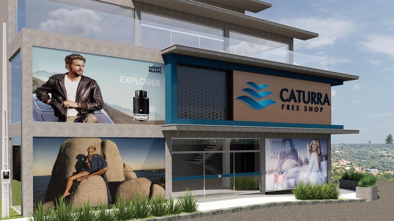 Free Shop de Porto Xavier inaugura 18 de novembro