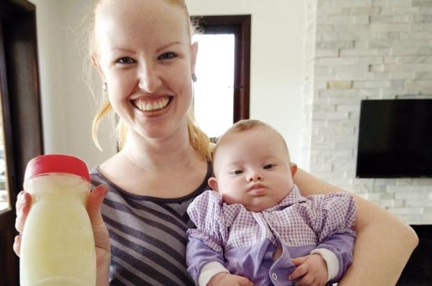 Histórias do Banco de Leite enfermeira Larissa fala sobre a importância do aleitamento materno