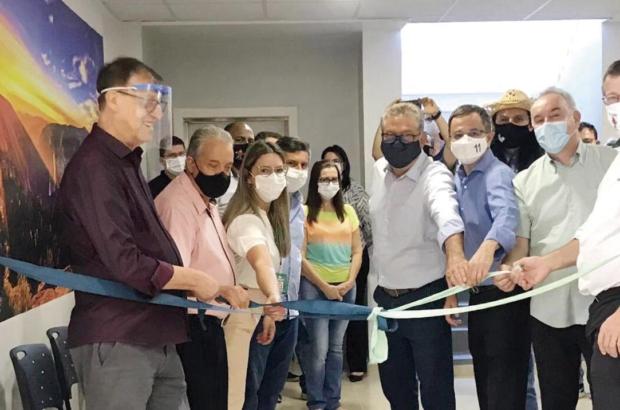 Inaugurado o Centro de Práticas Integrativas da FUMSSAR