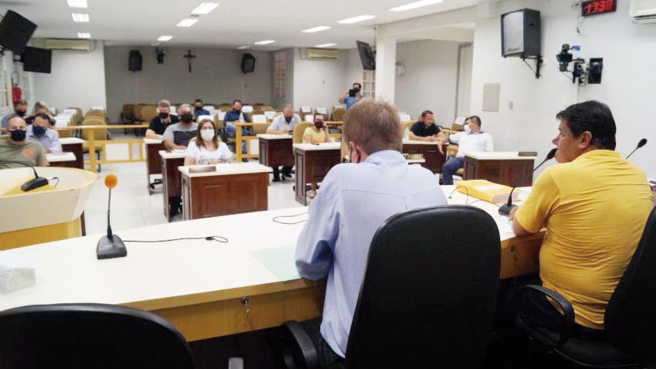 Vereadores definem formação das Comissões Técnicas