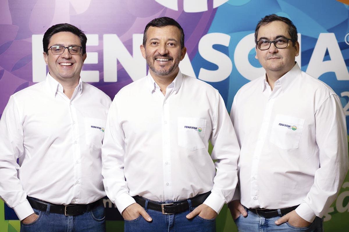 Fenasoja trabalha na prospecção de R$ 1 bilhão em negócios
